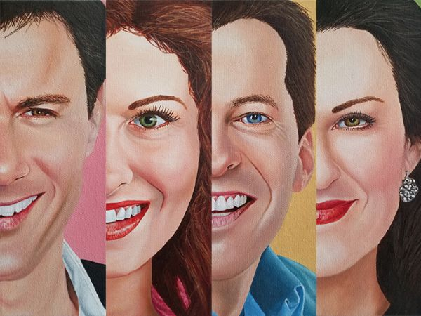Will and Grace TV Sitcom